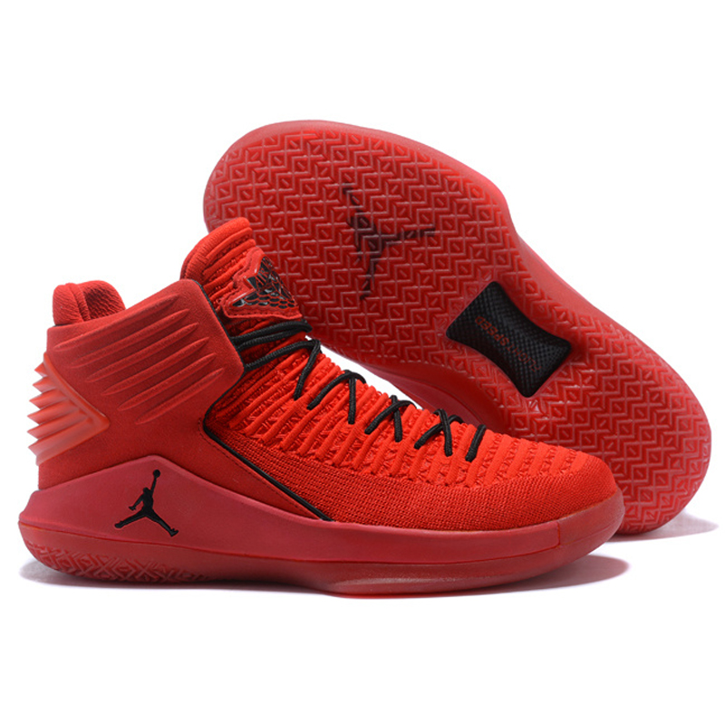 ca827d3b2569 ... Retro 32 Men Basketball shoes Rosso Corsa Crack Flights Speed Athletic  Outdoor Sport Sneakers 41-46. 🔍. 1  2