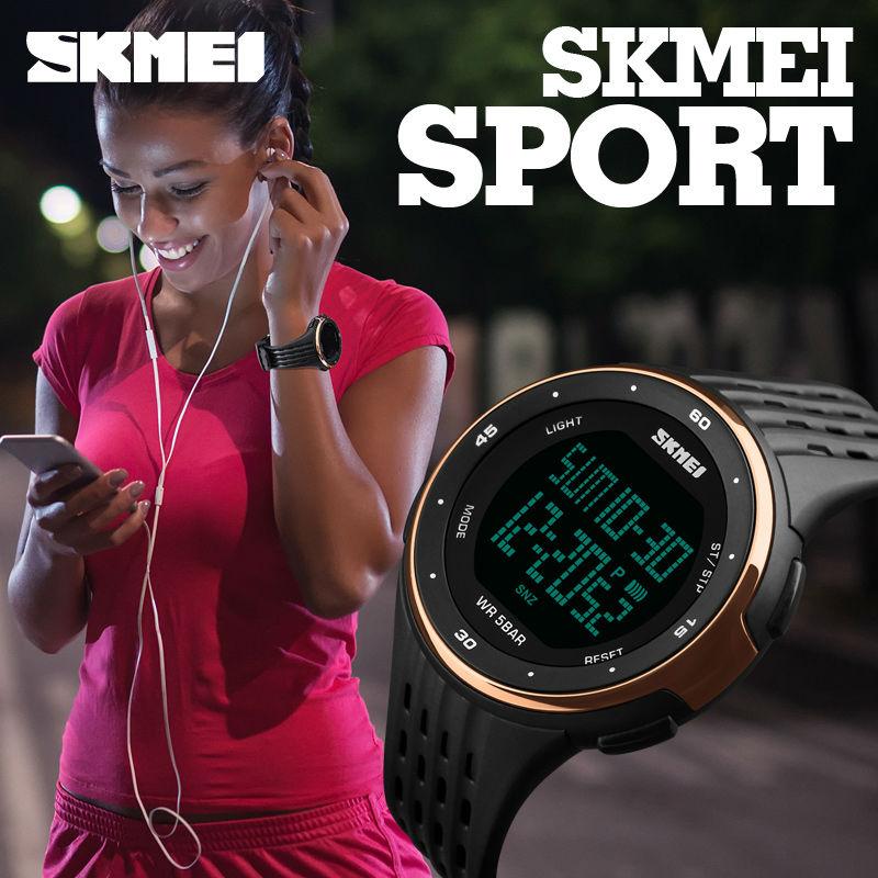 ... WatchesMens Watches Top Brand Luxury SKMEI Military Sports Watch Men Digital Waterproof LED Wrist Watch Outdoor Man relojes hombre 2017. 🔍. 1; 2